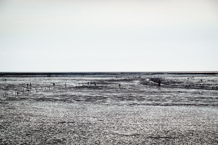 <span>旅行</span>沙與海