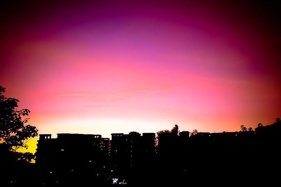 <span>生活</span>紫紅